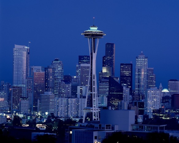 space-needle-independent contrcator drivers seattle uber lyft seattle law ordinance