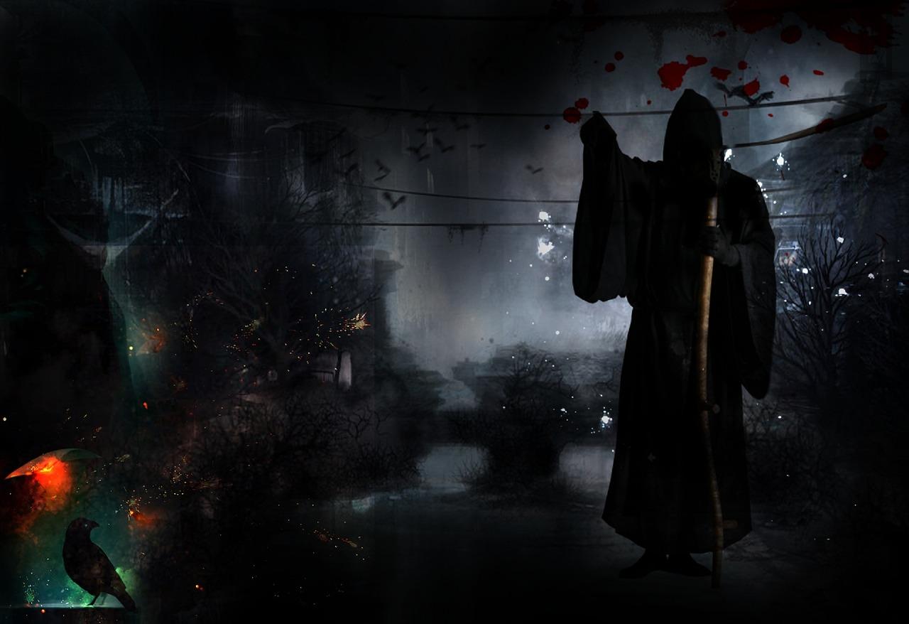 Shadow - Trainee or Employee  death-2577486_1280