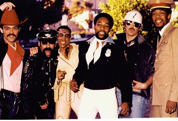 Village People from Wikipedia 1978