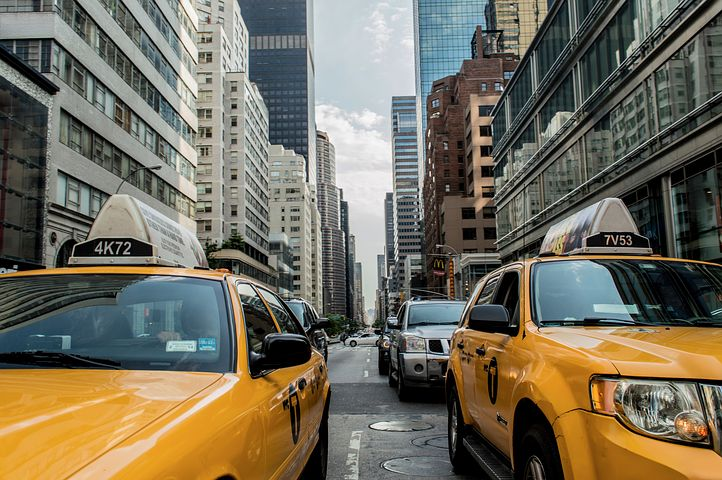 New york city rise share drivers minimum wage